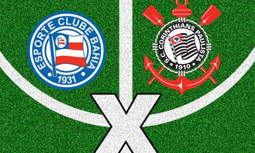 Bahia vs Corinthians