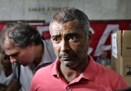 Apoio de Romário a Aécio poderia ter alavancado votos no Rio (Foto: Estadão Conteúdo/ Arquivo)