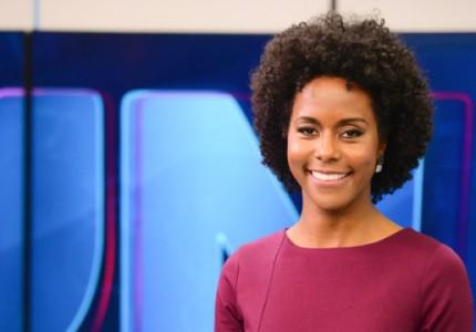 Maria Júlia Coutinho já ganhou o carinho da maior parte do público, mas ainda sofre racismo (Divulgação/ Globo)